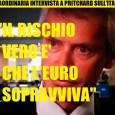 """Euro a Rischio """"IL RISCHIO VERO E' CHE L'EURO SOPRAVVIVA PER I PROSSIMI 5 ANNI. SAREBBE TERRIBILE PER LE NAZIONI EUROPEE"""" (PRITCHARD) mercoledì 4 giugno 2014 LONDRA – Straordinaria intervista […]"""