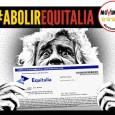 """Abolire Equtalia: 7 luglio Dal Blog Di Beppe Grillo """"Era uno dei nostri 20 punti: l'abolizione di Equitalia. Abbiamo presentato la nostra proposta di legge ad Aprile, insieme a Beppe […]"""
